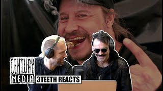 3TEETH reacts to ENTOMBED A.D.