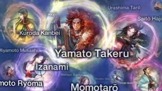 Toukiden 2 - Multiplayer Trailer
