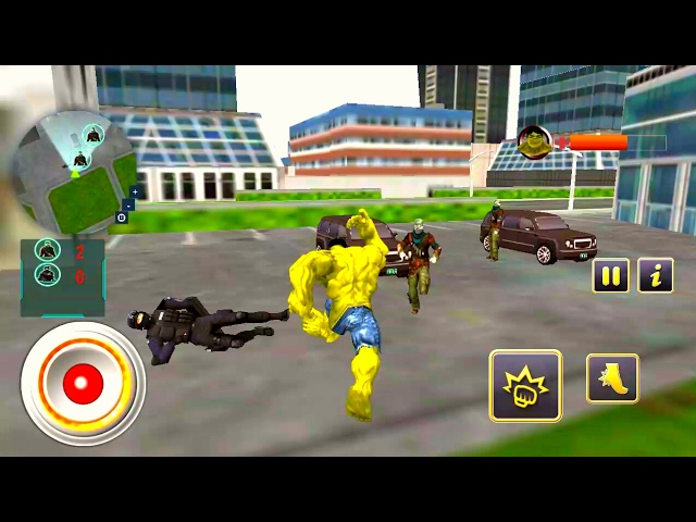 u25cb Monster Hero City Battle By Clans u25cb Android Gameplay HD