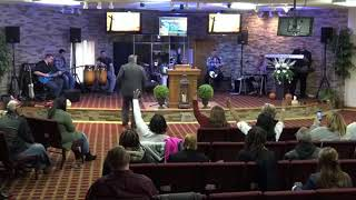10-29-17 Pastor D. L. Walters - Guidelines: Bringing The Blessing
