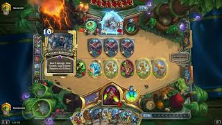 Hearthstone: Quest Rogue vs. Togwaggle Malygos Druid (Catalog: September 2018)