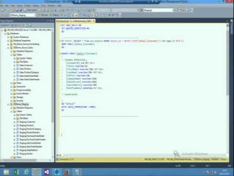 Journées SQL Server 2013 - Pratiques et expériences du Projet BI Agile (BIML/NBi)