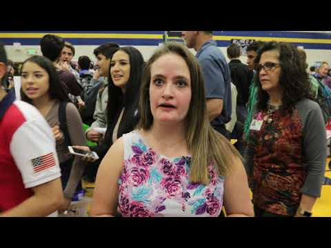 An Interview with Kelly Lange - Rifle High School || GlenX Career Expo Fall 2018