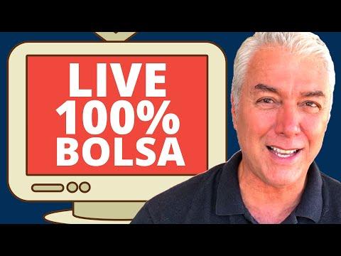 """LIVE"" COMO ENRIQUECER NA BOLSA- ANDRÉ BONA E MARCELO VEIGA"