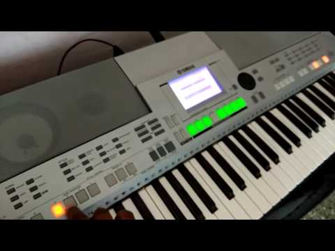 How to install a Tabla Style in the Yamaha Keyboard -- Free download
