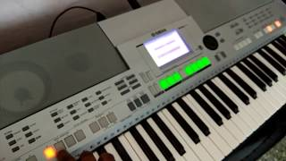 Gambar cover How to install a Tabla Style in the Yamaha Keyboard -- Free download