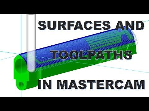 how to create a custom tool in mastercam