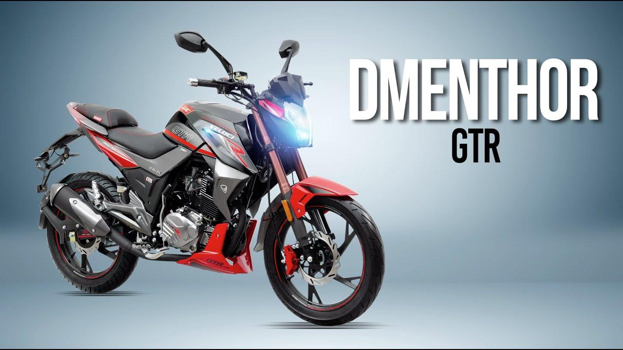 Dmenthor GTR 250 cc