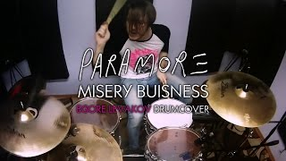 Paramore - Misery Business (Egore Levakov Drum Cover)