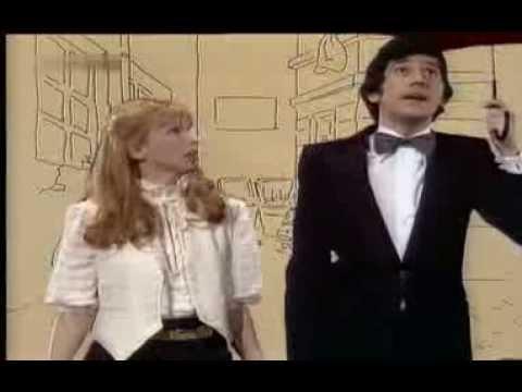 Sketch Ilja Richter & Ursela Monn  Ein Mann will nach oben in Disco 1978