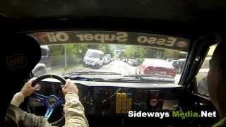 Lancia Delta S4 Rallylegend 2013 onboard
