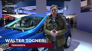 Ford Argentina desde el 8 Salon Internacional del Automóvil de Buenos Aires