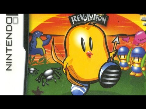CGR Undertow - NEW ZEALAND STORY REVOLUTION review for Nintendo DS