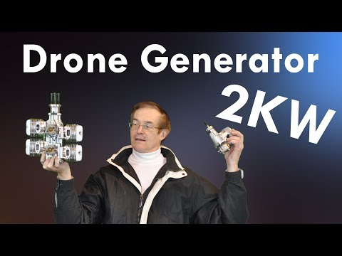 Drone Generator 2,000W and Beyond