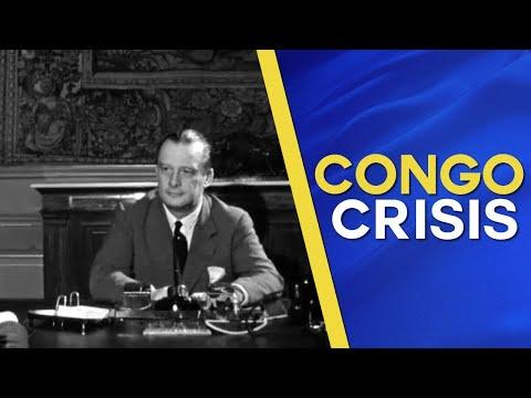 Réaction du ministère des Affaires étrangères Pierre Wigny aux demandes de l'ONU à la Belgique