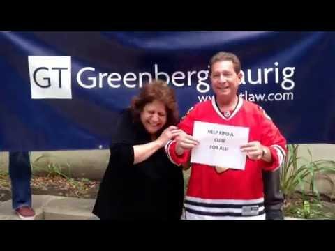 Greenberg Traurig Chicago - ALS Ice Bucket Challenge