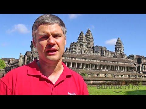 Angkor Wat & Siem Reap with Bunnik Tours