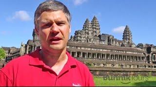 Angkor Wat \u0026 Siem Reap with Bunnik Tours