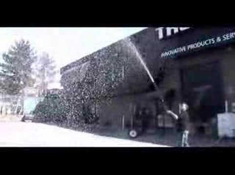 Fake Snow Machine  SNO-FX