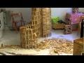 HTK#18 - Kapla destruction construction : Tour circulaire