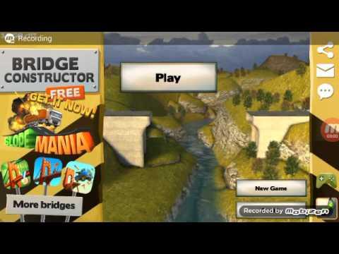 Bridge Construction #DJ Grove #My 1st video