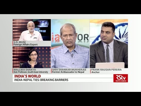 India's World - India-Nepal Ties : Breaking Barriers
