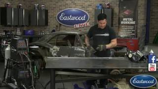 TIG Welding Tips & Tricks - How to Fill Holes in Metal - Eastwood