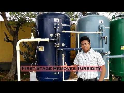 Water Treatment Plant (WTP) by Transwaters