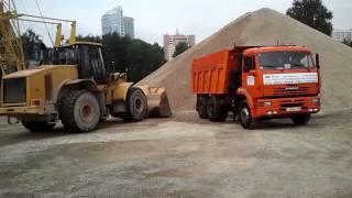 видео Асфальтовая крошка и скол в Калининграде. От производителя