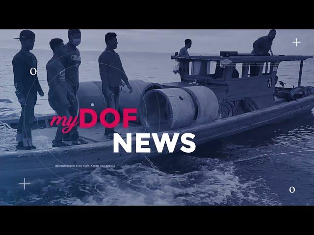 myDOF News 5 April 2021 hingga 11 April 2021