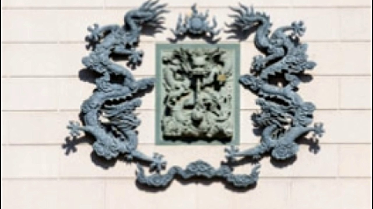 Symbolism Of The Mystical Blue Dragon In Chinese Astrology Youtube