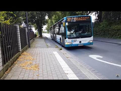 Общественный транспорт в Германии.