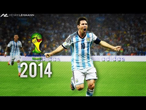 Lionel Messi ● World Cup ● 2014 HD
