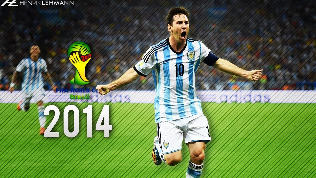 f1734fe8770 Lionel Messi ○ World Cup ○ 2014 HD - YouTube