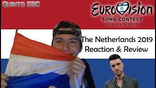 Duncan Laurence - Arcade Reaction - Eurovision 2019 (The Netherlands) - Quinto ESC