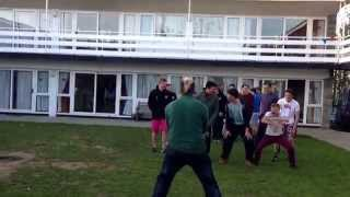 Heathfield Under 15 Rugby Summer Tour 2014 - How To Really Do The Haka!