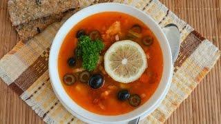 #32 Как правильно готовить солянку. Рецепт солянки