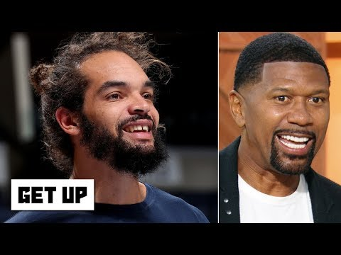 Joakim Noah is a better replacement for DeMarcus Cousins than Dwight Howard - Jalen Rose | Get Up