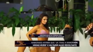 Teste de Fidelidade- Cinegrafista filma curvas da sedutora 19/08/2016