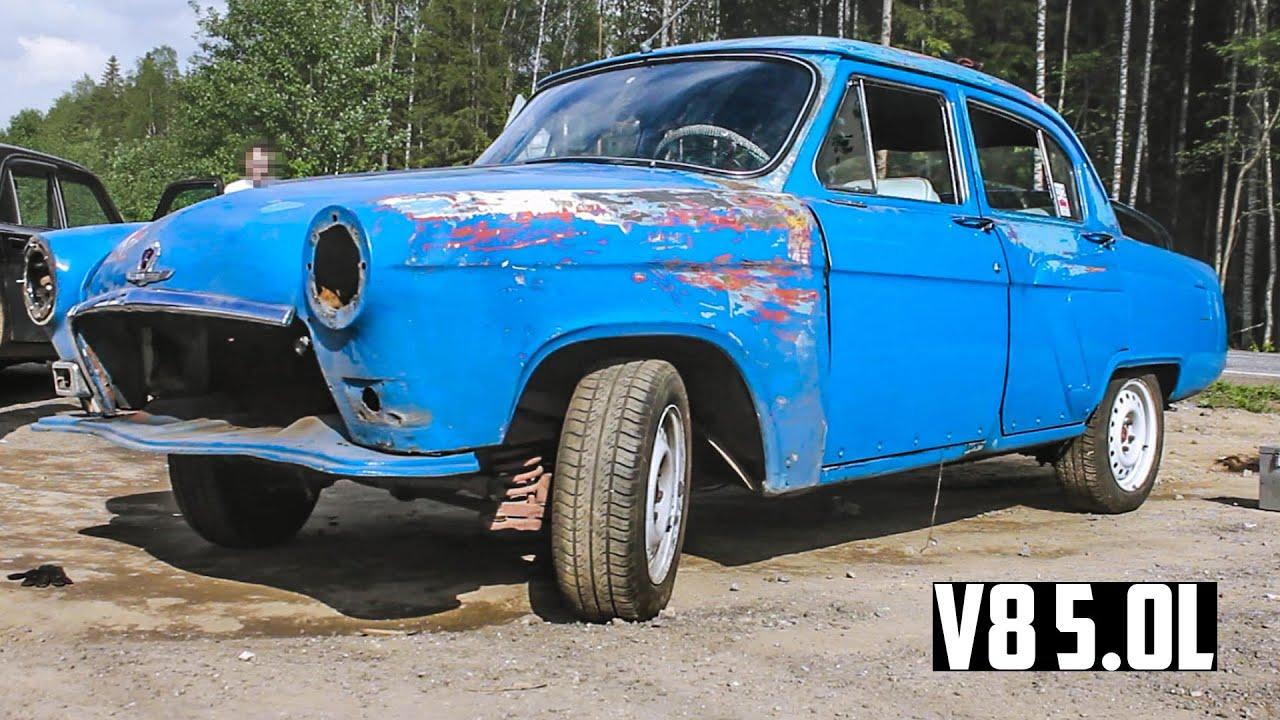 ГАЗ-21 V8 четвёртой серии