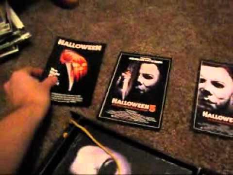 Halloween Dvd Box Set.Halloween Dvd Boxset Review
