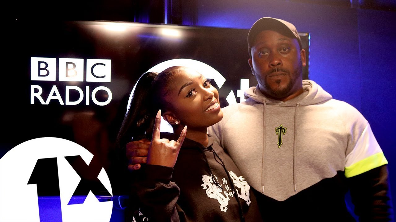 1Xtra Party - Kenny Allstar