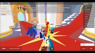 roblox | My little Pony (Part 2)