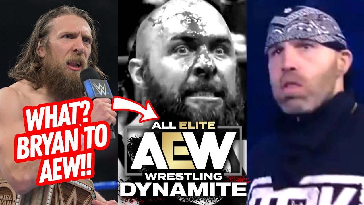 Daniel Bryan Reportedly Signs With AEW, Details On His Deal With ...