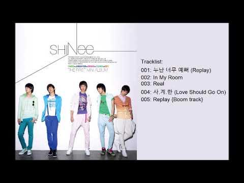 [Full Album] 샤이니 (SHINee) 누난 너무 예뻐 (Replay) Mini Album