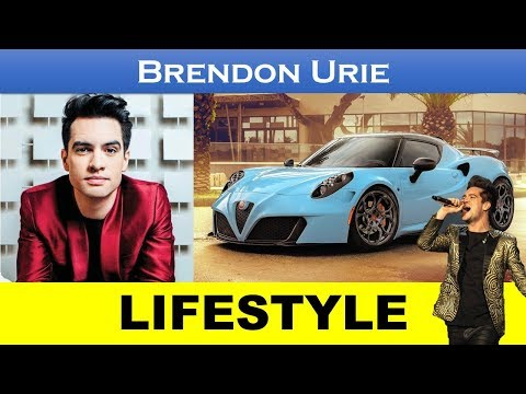 Brendon Urie Lifestyle, Family , Hobbies,  Net Worth, Cars , House, Career, Biography 2019