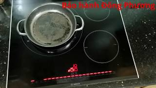 sửa bếp từ bosch - Lỗi d3