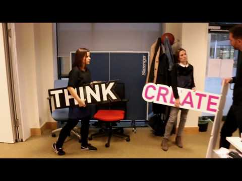 Awesome Mannequin Challenge - UCD Innovation Academy