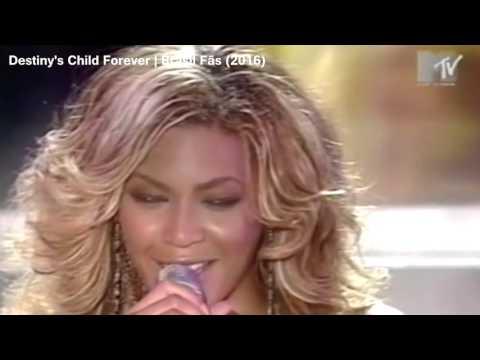 Destiny's Child - Gospel Medley (Live Jam In The Park 2001)