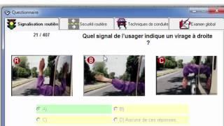 Testez vos connaissances en Signalisation routière Examen théorique la SAAQ teste 1/30